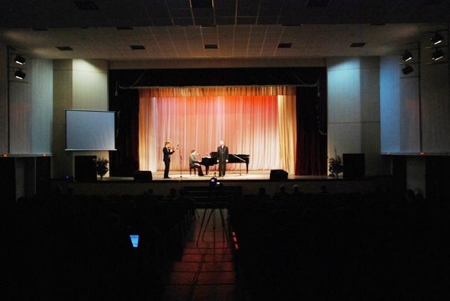 Концерт «Музыка: чувства и мысль. Парад премьер»